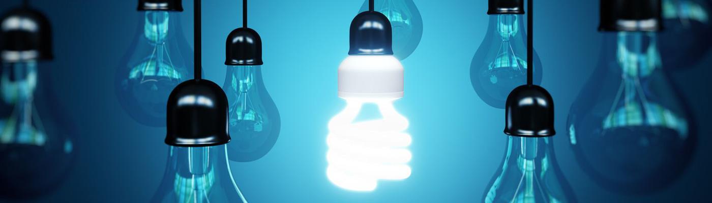 Lichtservice Hamburg - Historie - Energie sparen